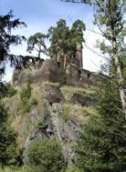 Zřícenina hradu Guštejn